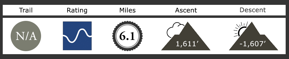 Iller Creek Mountain Bike Trail Description
