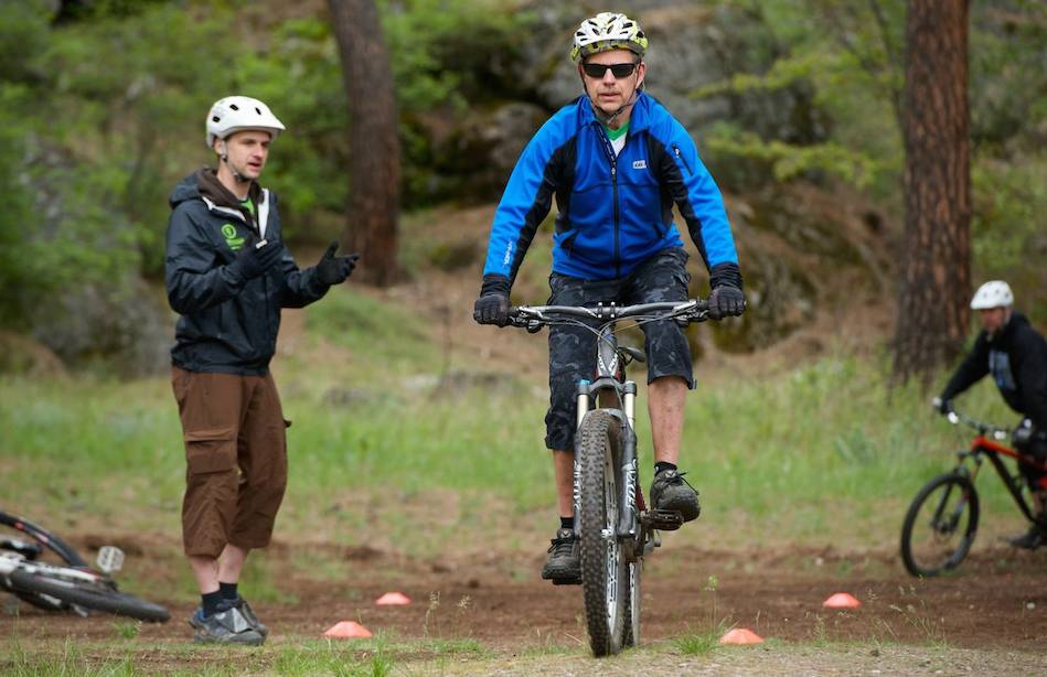 Spokane Mountain Bike Instruction