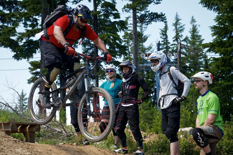 Freeride Mountain Bike Skills Class