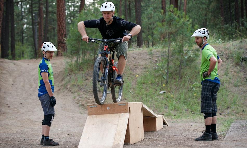 Intermediate Mountain Bike Skills Class
