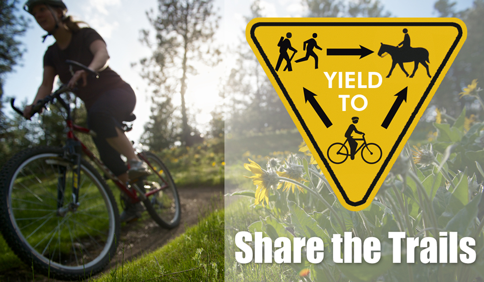 Share the Trails Spokane Mountain Biking