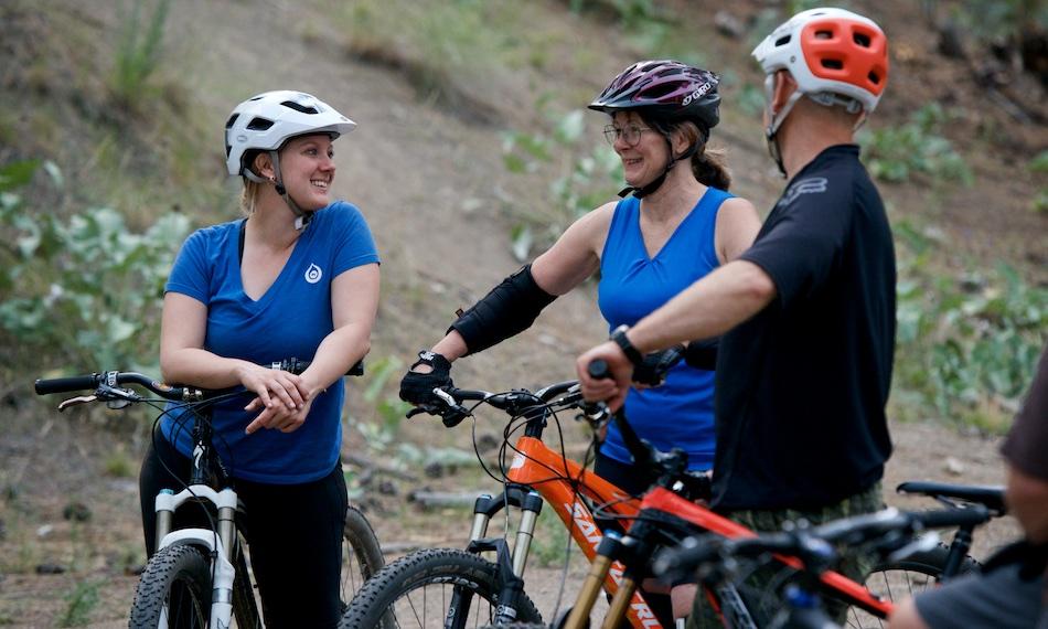 Spokane Mountain Bike Skills Classes