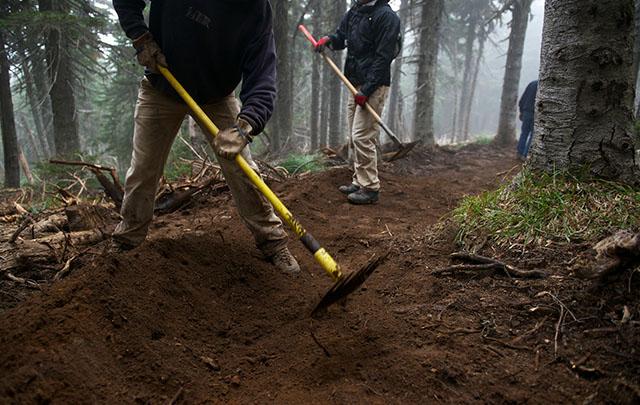 Shields Climb Trail Repair Day @ Shields Park | Spokane | Washington | United States