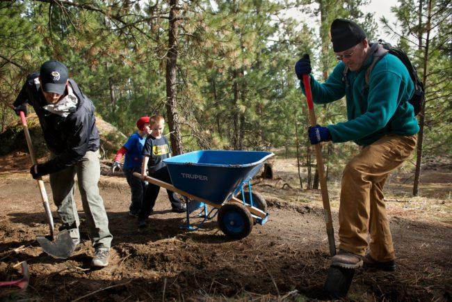 Camp Sekani Trail Maintenance Day @ Camp Sekani