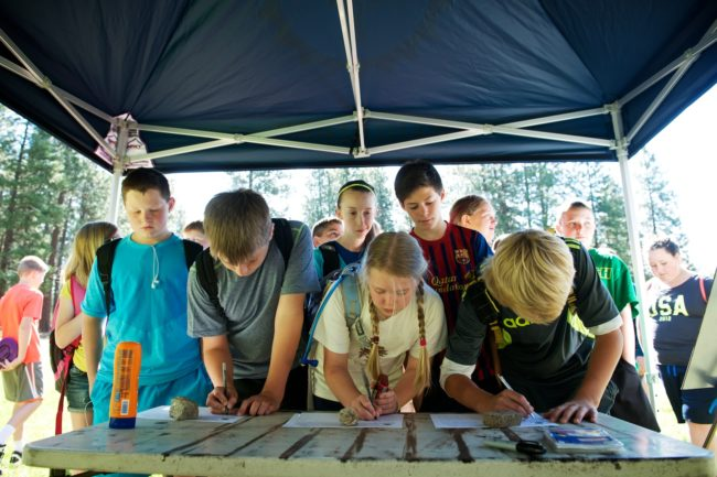 Student Trail Education Day **Volunteers Needed** @ Camp Sekani City Park